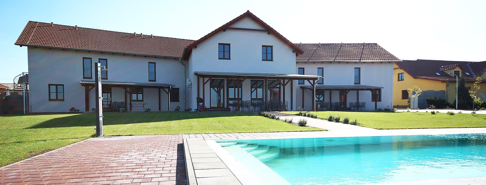 ubytování Dolní Dunajovice